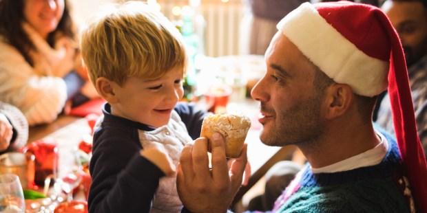 FATHER, SON, CHRISTMAS
