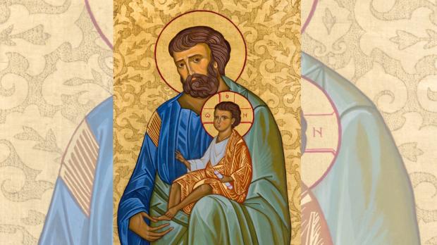 SAINT JOSEPH, ICON