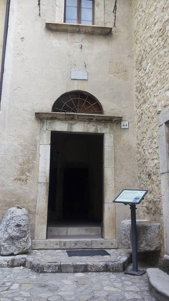 ST RITA OF CASCIA;BIRTH HOUSE