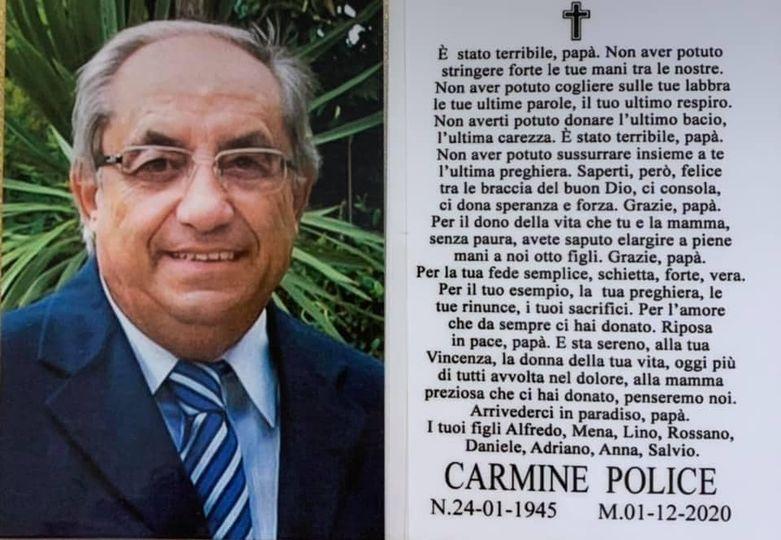 CARMINE POLICE,