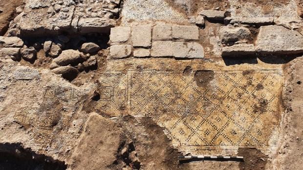 Tzachi Lang, Israel Antiquities Authority
