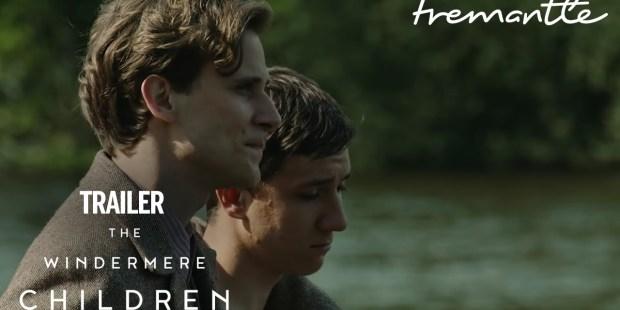 Windermere Children Trailer