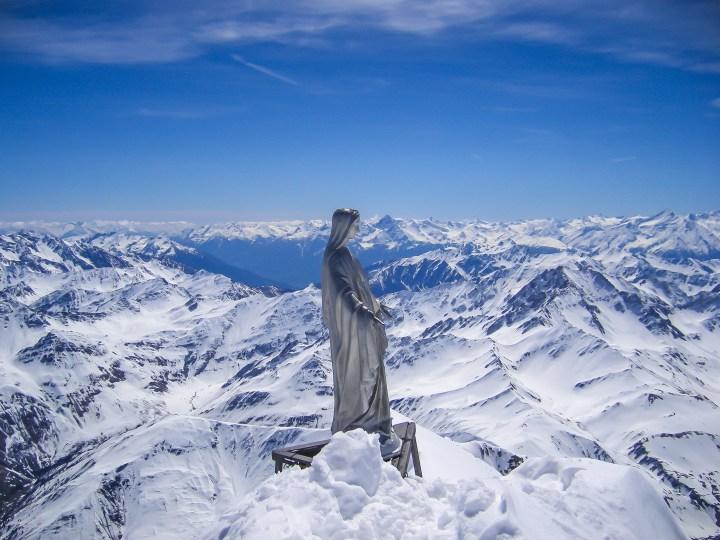 Vierge du Mont Dolent
