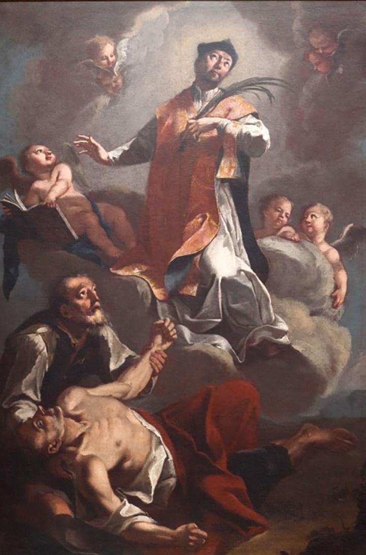 The Triumph of Saint Valentine