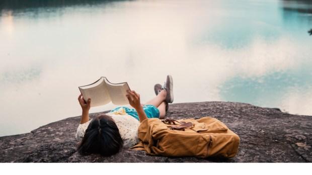 READING BOOK,