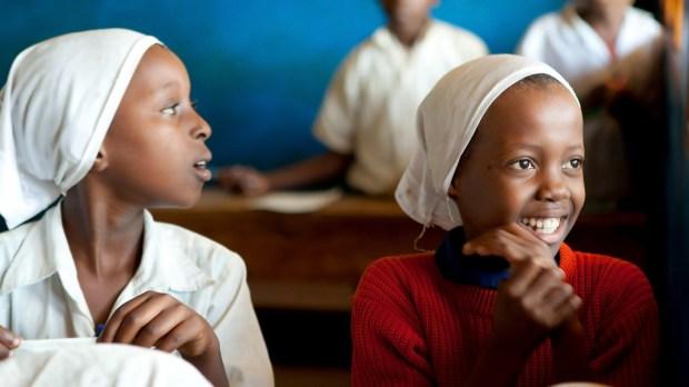 KENYA, CHILDREN, SMILE