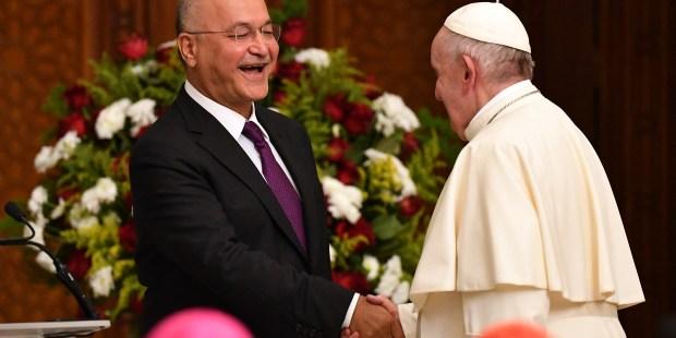 (FOTOGALLERY) Le 10 foto del Papa in Iraq che resteranno nella storia