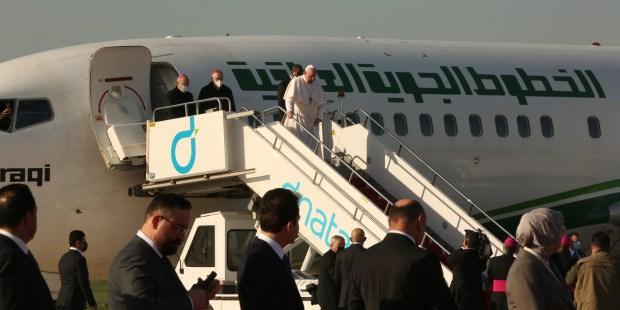 (FOTOGALLERY) Pope Iraq – 07 Mar 21