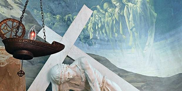 VIA DOLOROSA VIA CRUCIS JERUSALEM
