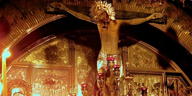 (FOTOGALLERY) Immagini del Santo Sepolcro