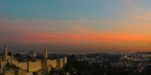 (FOTOGALLERY) Il muro del Tempio di Gerusalemme