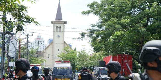 Attentat Indonésie