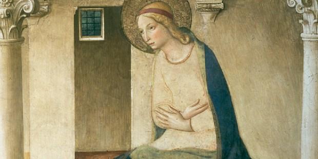 Annonciation de Fra Angelico