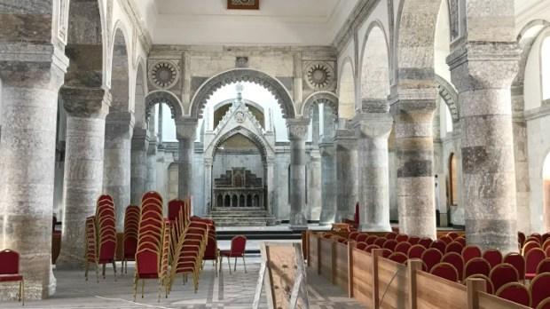 church qaraqosh
