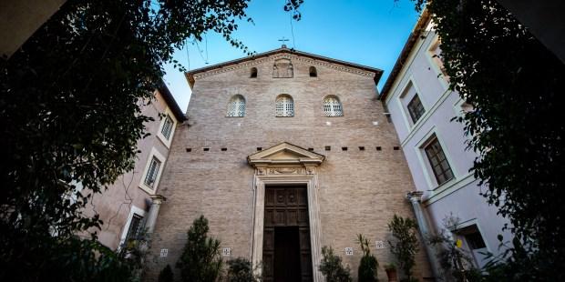 (FOTOGALLERY) Le foto della basilica di Santa Prassede