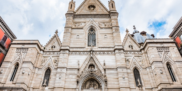 Naples Cathedral Santa Maria Assunta