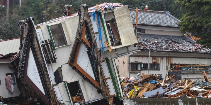 FUKUSHIMA EARTHQUAKE,