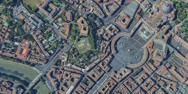 (FOTOGALLERY) Le foto della basilica di San Pietro in Vaticano