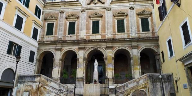 (FOTOGALLERY) Le foto della basilica di Sant'Eusebio all'Esquilino