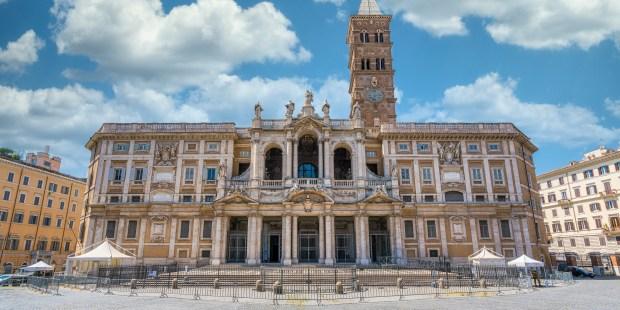 (FOTOGALLERY) I mosaici di Santa Maria Maggiore