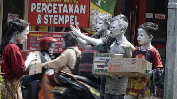 SILVER PEOPLE, JAKARTA