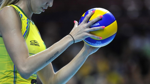 VOLLEYBALL, WOMAN