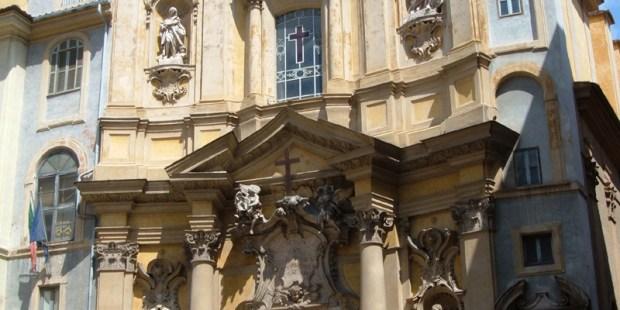 (FOTOGALLERY) La Chiesa di santa Maddalena e la croce miracolosa di San Camillo