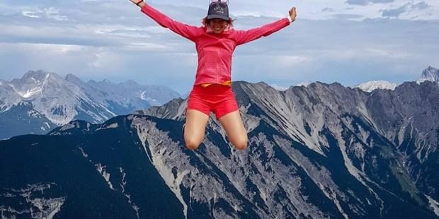 (FOTOGALLERY) La felicità ai miei piedi, l'avventura di una trekker per caso