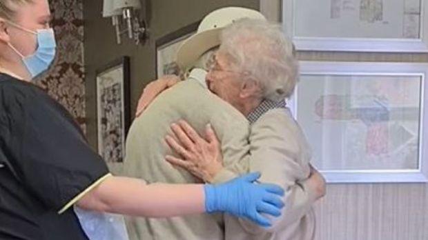 Retrouvailles retraités