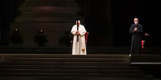 (FOTOGALLERY) Immagini della Via Crucis 2021