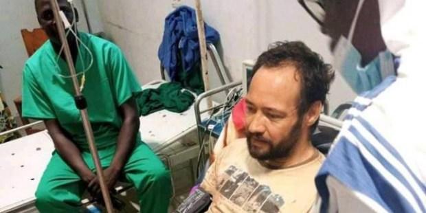 (FOTOGALLERY) Il vescovo che ha subito l'attentato in Sud Sudan