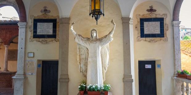HOUSE OF SAINT CATHERINE OF SIENA
