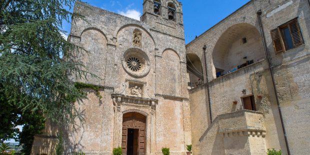 (FOTOGALLERY) Le spettacolari chiese rupestri di Matera