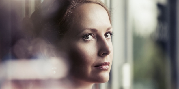 WOMAN, WINDOW, THOUGHTS