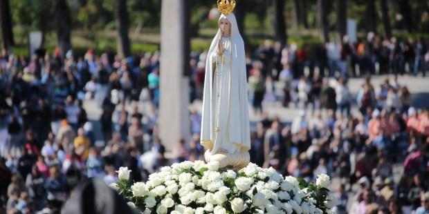 (FOTOGALLERY) La devozione speciale alla Madonna di Fatima