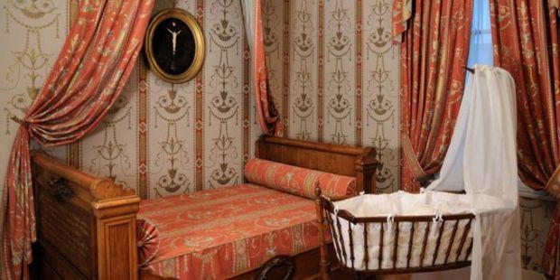 Le camere da letto dei santi