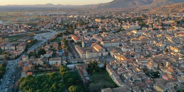 (FOTOGALLERY) Sant'Angela da Foligno: 30 anni da peccatrice