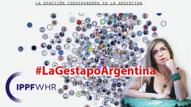 #LAGESTAPOARGENTINA;