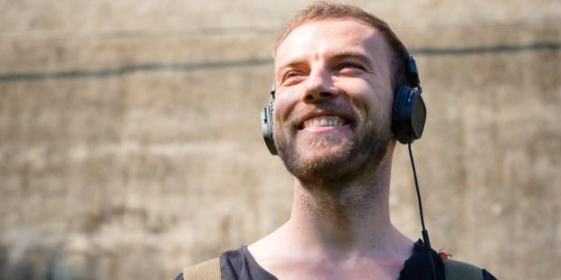HAPPY MAN, MUSIC