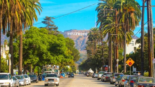 CALIFORNIA, HOLLYWOOD