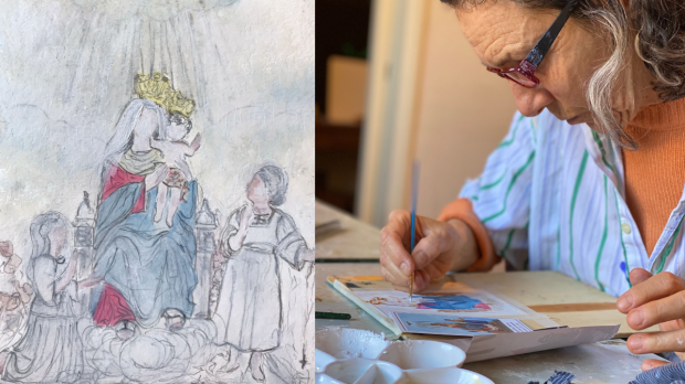 NADIA NESPOLI, ARTIST