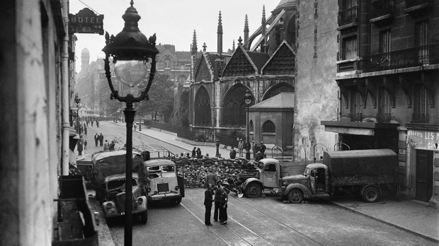 FRANCE-WWII-LIBERATION OF PARIS