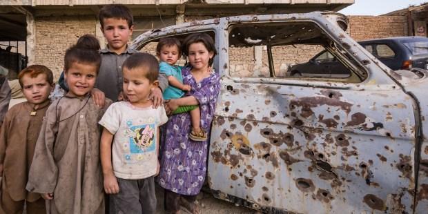 Child Afghanistan