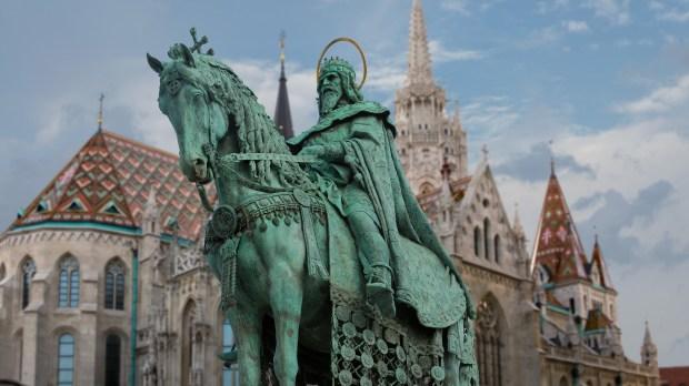 St. Stephen, King of Hungary