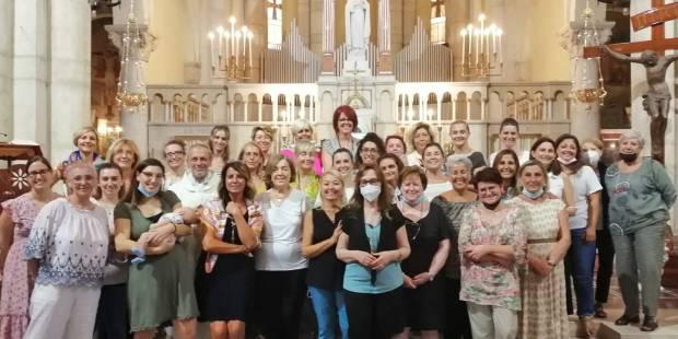 (FOTOGALLERY) Movimento femminile donne cristiane