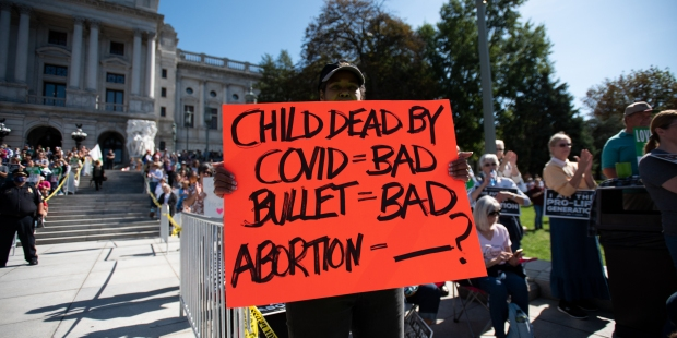 (FOTOGALLERY) Foto esclusive della grande Marcia per la Vita negli Stati Uniti