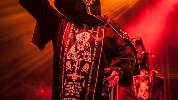 ANTICHRIST DEMON METAL SATANIC