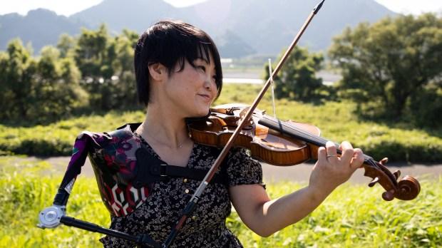 Japanese musician Manami Ito