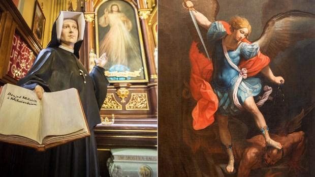 Santa-Faustina-San-Michele-Arcangelo