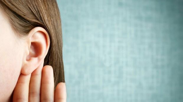GIRL, EAR,